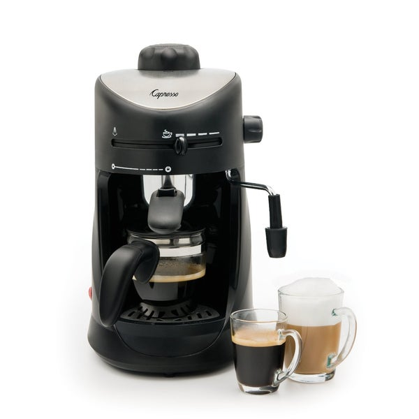 Capresso 4-Cup Espresso & Cappuccino Machine (Refurbished)