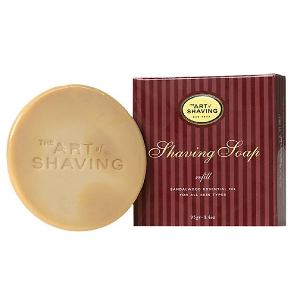 The Art of Shaving Sandalwood Soap Refill