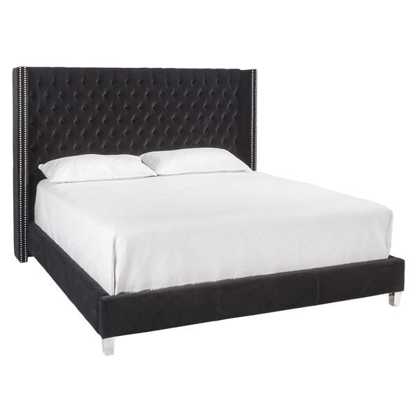Sunpan 'Club' Mcallen Bed in Giotto Black