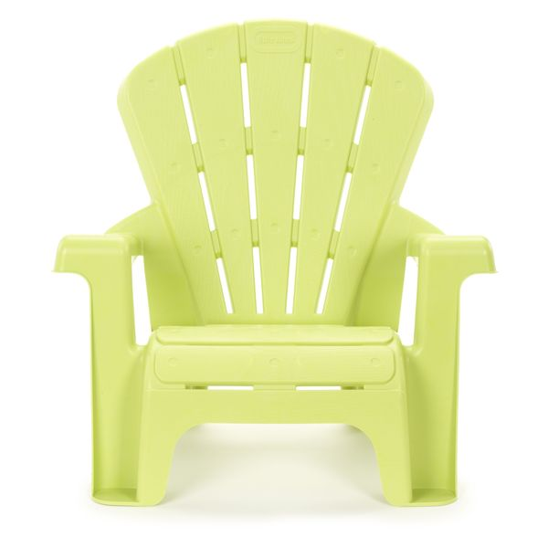 Little Tikes Green Garden Chair