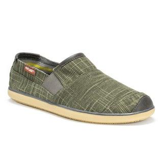 Muk Luks Men's Green Jose Shoes