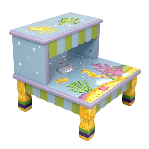 Fantasy Fields - Under The Sea Step Stool