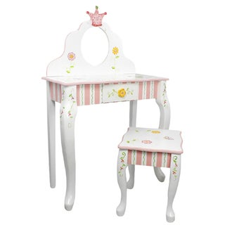 Fantasy Fields - Princess & Frog Vanity Table & Stool Set