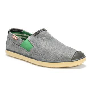 Muk Luks Men's Grey Jose Shoes