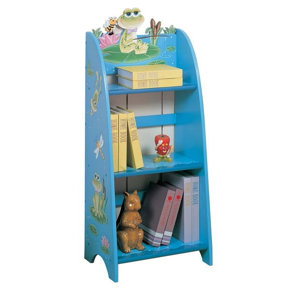 Fantasy Fields - Froggy Bookshelf