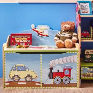 Fantasy Fields - Transportation Toy Chest