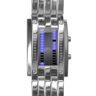 Dakota Fusion Men's Light Up Display Watch