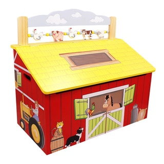 Fantasy Fields - Happy Farm Toy Chest