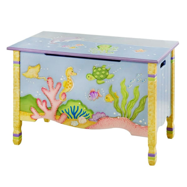 Fantasy Fields - Under The Sea Toy Chest