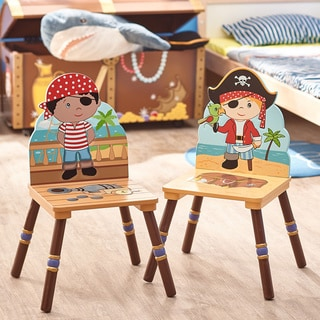 Fantasy Fields - Pirates Island Set of 2 Chairs -A
