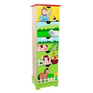 Fantasy Fields - Happy Farm 5 Drawer Cabinet