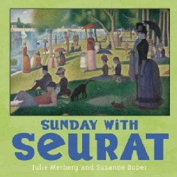 Sunday With Seurat (Board book)