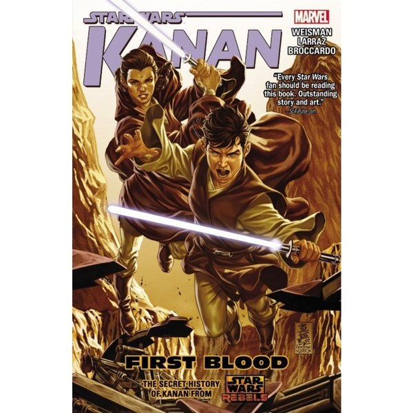 Star Wars Kanan 2: First Blood (Paperback) 16637811