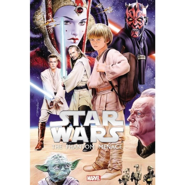 Star Wars Episode 1: The Phantom Menace (Hardcover) 16638010