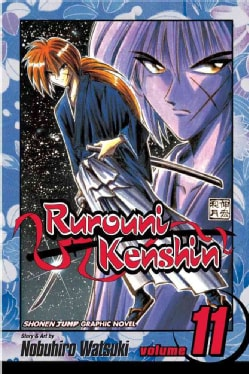 Rurouni Kenshin 11: Overture To Destruction (Paperback)