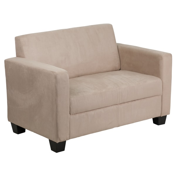 Grand Series FedExable Microfiber Loveseat