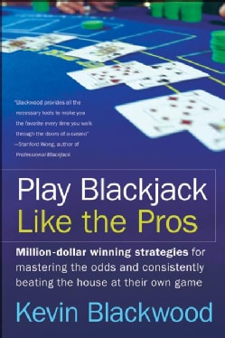 Play Blackjack Like The Pros (Paperback)
