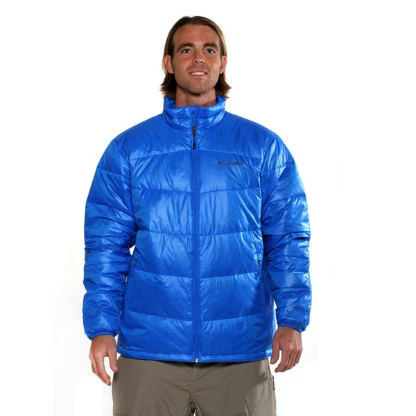 Columbia Men's Gold 650 Turbo Down Jacket