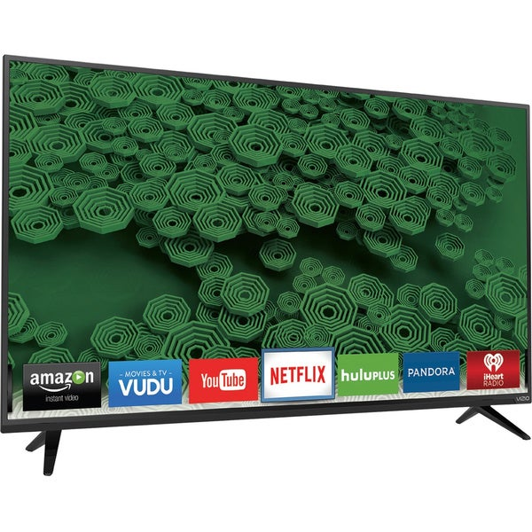 "VIZIO D D58U-D3 58"" 2160p LED-LCD TV - 16:9 - 4K UHDTV - Black"