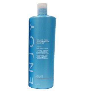 Enjoy 33 ounce Super Hydrate Shampoo