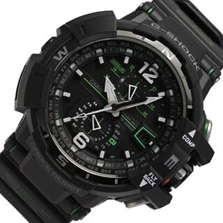 Casio G-Shock GWA1100-1A3 G-Aviation Watch - Black