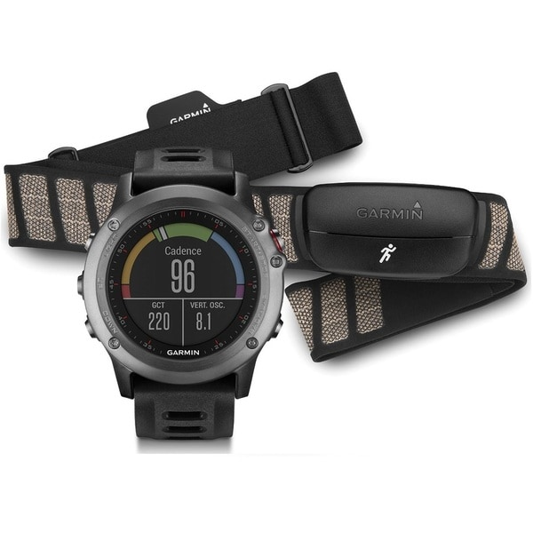 Garmin Fenix 3 with Heart Rate Monitor