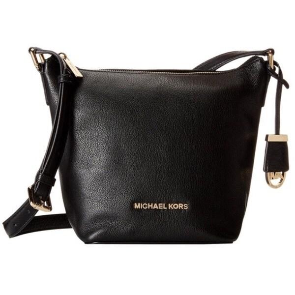 MICHAEL Michael Kors Bedford Medium Messenger Tote Purse Bag