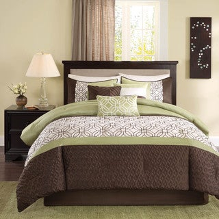 Madison Park Lindan 7-Piece Comforter Set