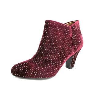 BCBGeneration Women's 'Daphnee' Velvet Boots