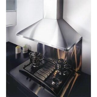 "KOBE Brillia RAX094 Series, 36"" Wall Mount Range Hood, 680 CFM, Stainless Steel, Baffle Filters, QuietMode, LED Lights"