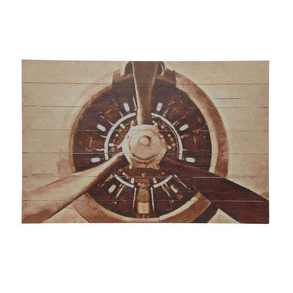 Bombay Company Propellor Wall Art