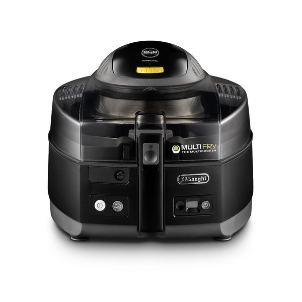 De'Longhi FH1163 Black MultiFry Low Oil Fryer and Multi Cooker