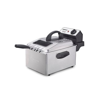 Cuisinart CPF503SA Brushed Stainless Deep Fryer