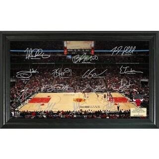 Chicago Bulls Signature Court
