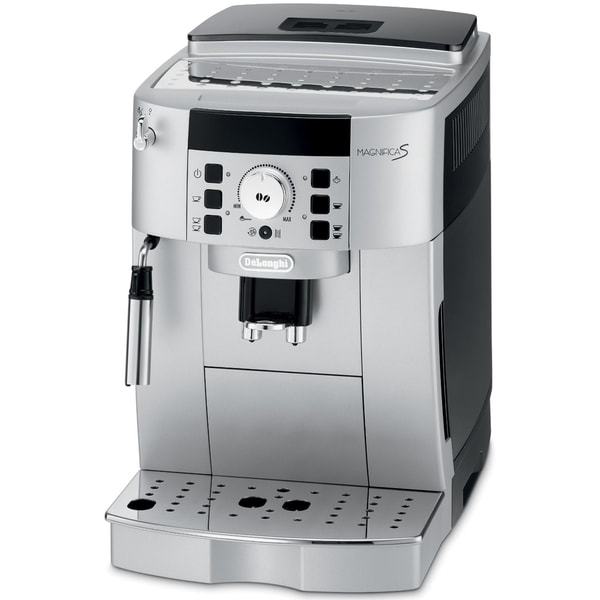 DeLonghi ECAM22110SB Compact Automatic Cappuccino, Latte and Espresso Machine
