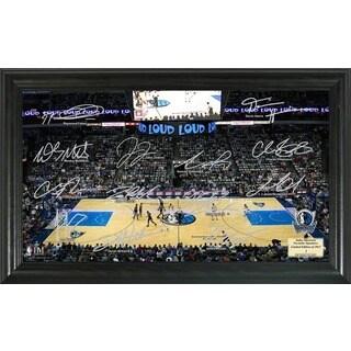 Dallas Mavericks Signature Court