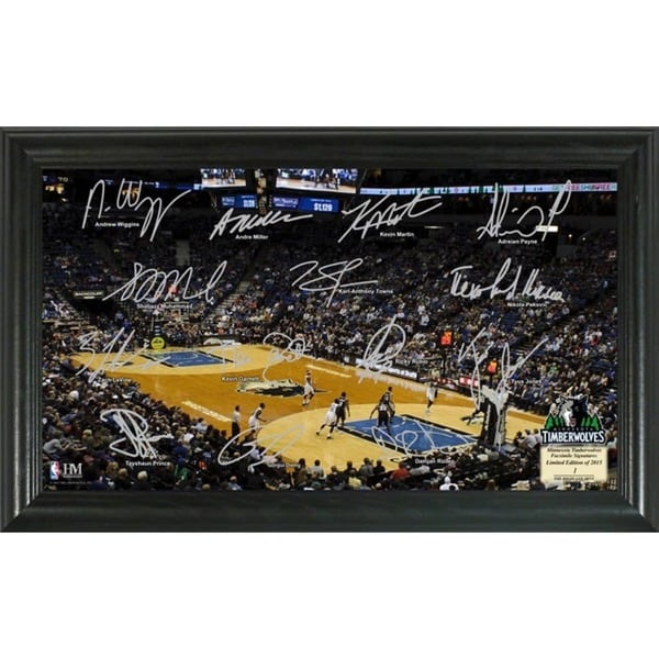 Minnesota Timberwolves Signature Court