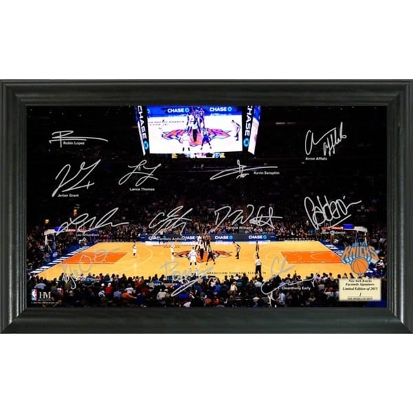 New York Knicks Signature Court