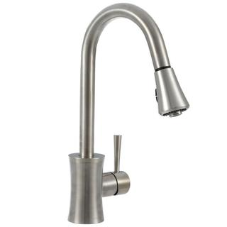 Water Creation F5 0010 02 Bridge Style Kitchen Faucet With