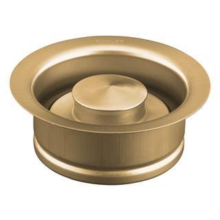 Kohler Disposal Flange in Vibrant Brushed Bronze