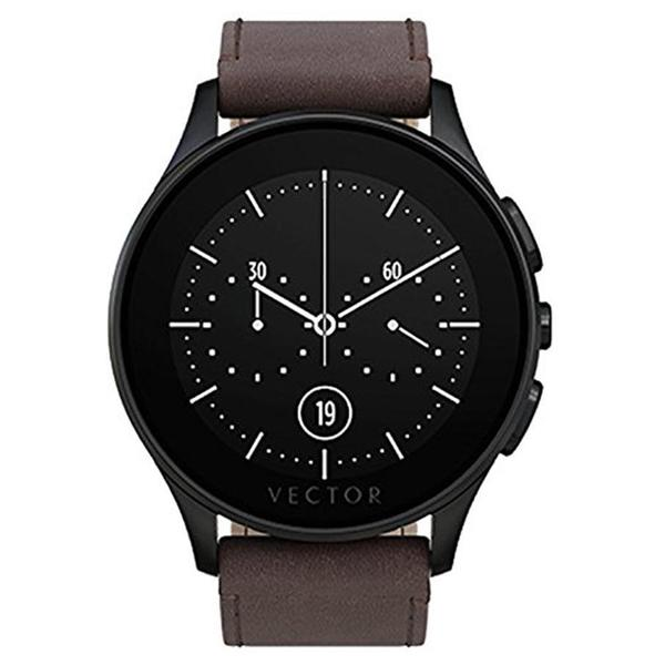 Vector Luna Brushed Smart Watch -Retail Packaging