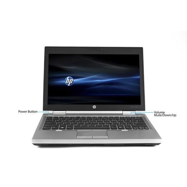HP EliteBook 2570P 12.5-inch display 2.6GHz Intel Core i5 CPU 8GB RAM 128GB SSD Windows 7 Laptop (Refurbished)