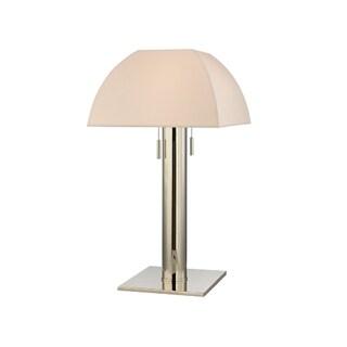 Hudson Valley Alba 2-light Table Lamp