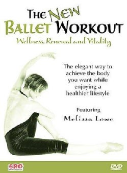 The New Ballet Workout (DVD)