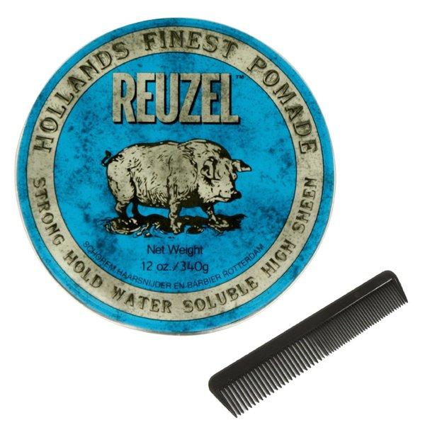 Reuzel 12-ounce Blue Hair Pomade