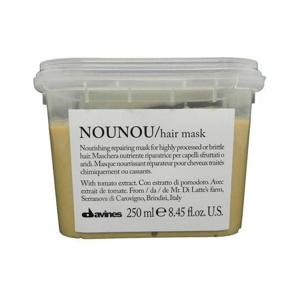 Davines NouNou 8.45-ounce Hair Mask Nourishing