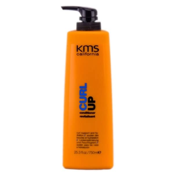 KMS Curl Up 25-ounce Conditioner with Pump