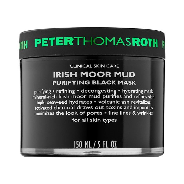 Peter Thomas Roth Iris Moor Mud Purifying Black Mask 150Ml