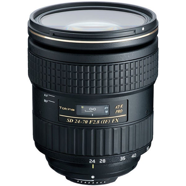 Tokina AT-X 24-70mm f/2.8 for Nikon