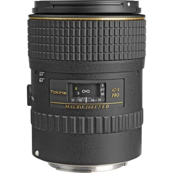 Tokina 100mm f/2.8 AT-X M100 AF for Nikon